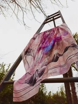 capsule collection di luxury foulard di Mario Costantino Triolo