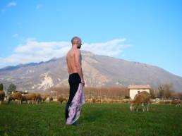 2020 - Luxury Foulard Grace_2020 - Mario Costantino Triolo - ph. Nero/Alessandro Neretti - Actor Giuseppe Sartori - 02