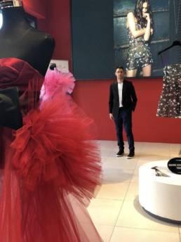 Mario Costantino Triolo presenta Grace_2020 _ Fashion Week 2020 con Davide Muccinelli e Giacomo Tanzarella