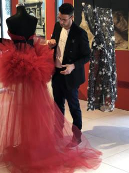 Grace_2020 Mario Costantino Triolo _ Fashion Week 2020 con Davide Muccinelli e Giacomo Tanzarella
