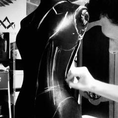 MARIO COSTANTINO TRIOLO - EVENT ART - Nero/Alessandro Neretti