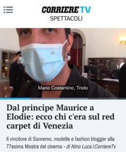 2020, CorriereTV