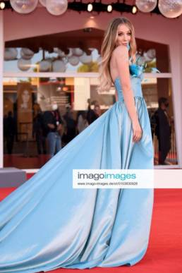 Erika Aurora indossa IONIO _ Mario Costantino Triolo _ ph imagoimages