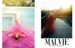 2021, Malvie Magazine France The Artist Edition