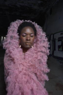 2021, Fashion Editorial Dreamingless Magazine