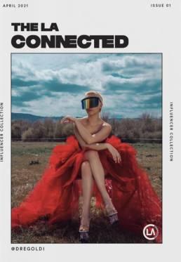 2021, THE LA CONNECTED Magazine