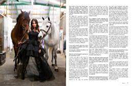 RED HOT MONDE USA Magazine Editorial Mario Costantino Triolo
