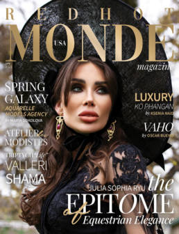 2021, Red Hot Monde Magazine