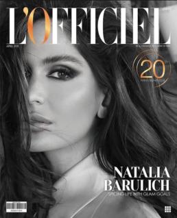 Natalia Barulich in MAIKO by Mario Costantino Triolo