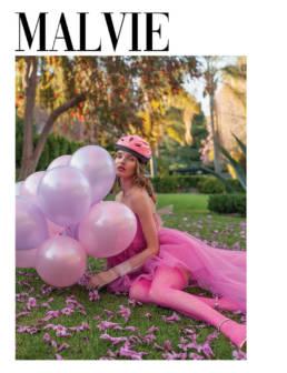 Contemporary Pink Princes by Mario Costantino Triolo