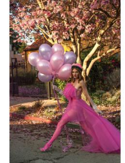 The Pink Princess_ MALVIE MAGAZINE