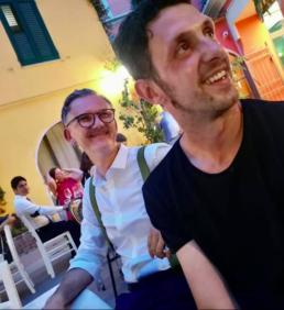 Mario Costantino Triolo Davide Muccinelli Casa di Moda MCT