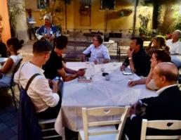 Mario Costantino Triolo, Patrizia Finucci Gallo, Davide Muccinelli, Marco Casamonti