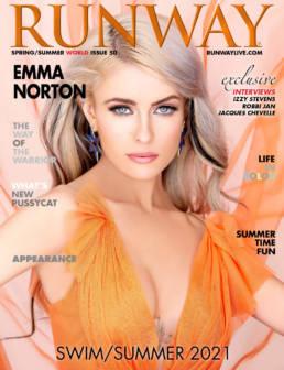 Hollywood_ Emma Norton in Mario Costantino Triolo Alta Moda for Runway Magazine