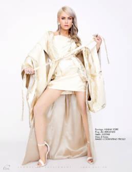 Hollywood_ Emma Norton in Mario Costantino Triolo Alta Moda • Shooting for Runway Magazine